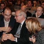 Aleix Vidal Cuadras, José Borrell y Rosa Díez