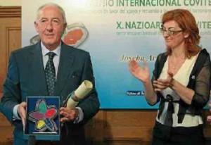 Joseba Arregi, X Premio COVITE