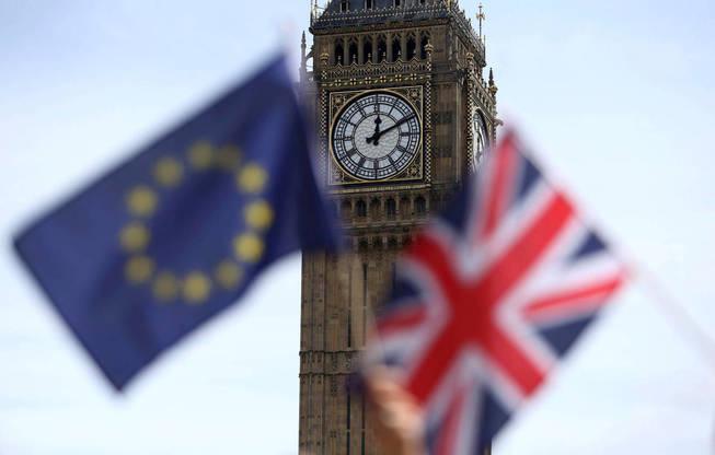 El Reino Unido vota a favor de su salida de la UE