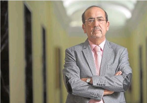 Javier Borrego : «López Guerra se había propuesto cargarse la doctrina Parot»