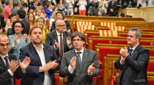 Convocatoria del referéndum de independencia en Cataluña