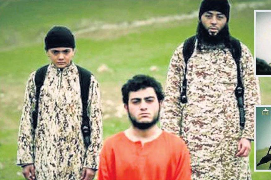 El Estado Islámico exhibe a un niño verdugo