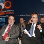 Nicolás Redondo y José Antonio Alonso